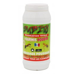 Subito - Poudreuse insecticide éradication totale spéciale Fourmis 200g | Insecticide Antinuisible