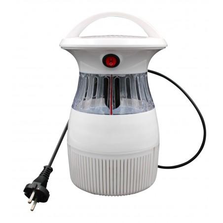 Lampe UltraViolet portable avec aspirateur à insectes volants Subito 2 | Insecticide Antinuisible Qualité Professionnelle