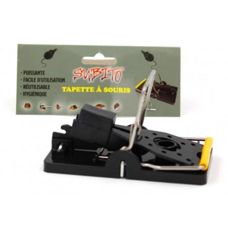 Tapette à souris en plastique ultra puissante - Subito   Insecticide Antinuisible Qualité Professionnelle