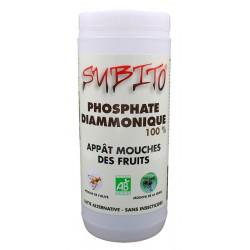 Phosphate Diammonique 100% appât mouches des fruits 1.5 kg de Subito | Insecticide Antinuisible Qualité Professionnelle
