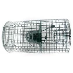 Insectovert Nasse à rats et souris Pro piège en métal galvanisé   Insecticide Antinuisible Qualité Professionnelle