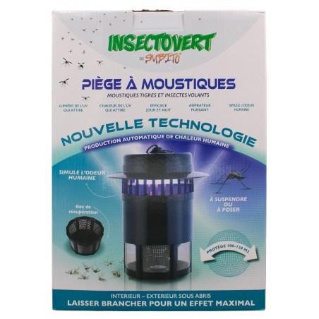 Insectovert Subito Piège à Moustiques et insectes volants intérieur et extérieur
